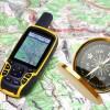 Bussola, Mire a Terra o GPS?