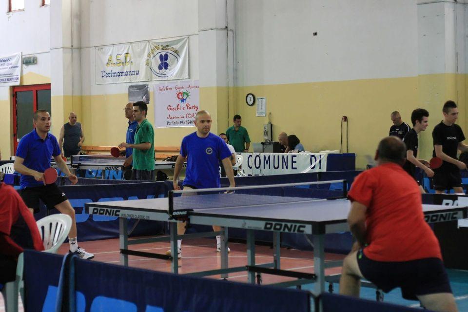 Dal prossimo week - end si ripopolano gli impianti sportivi (Foto Tomaso Fenu)