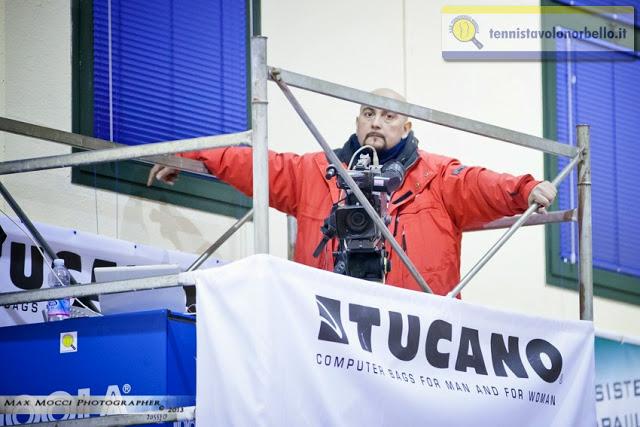 Diretta streaming sul sito del Tennistavolo Norbello (Max Mocci Fotografia)