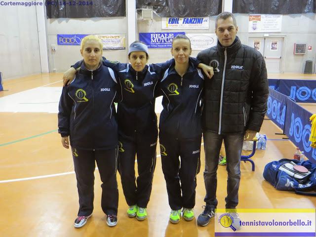 Foto-di-gruppo-della-A1-femminile-con-Simone-Carrucciu