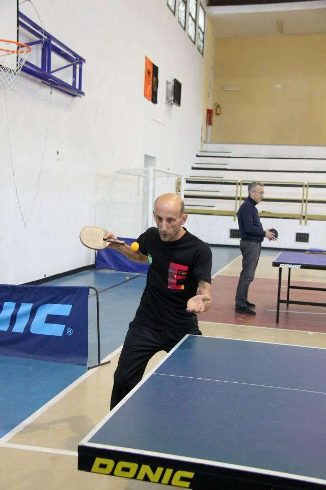 Ubaldo Franceschi dello Sporting Lanusei