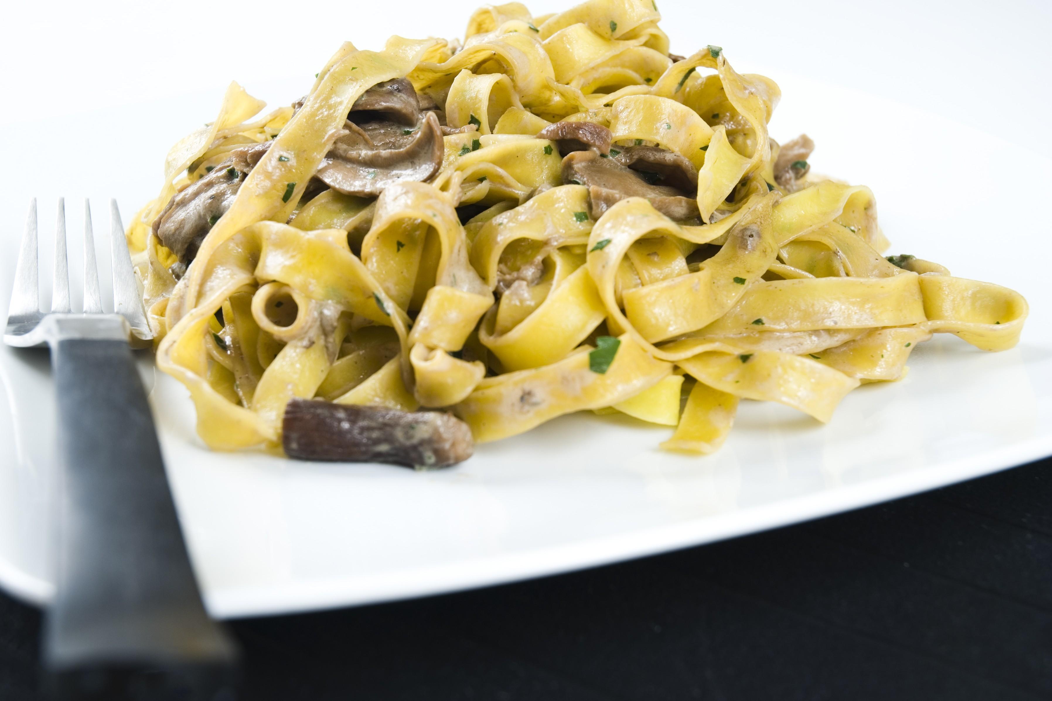 Ricette di pasta con i funghi