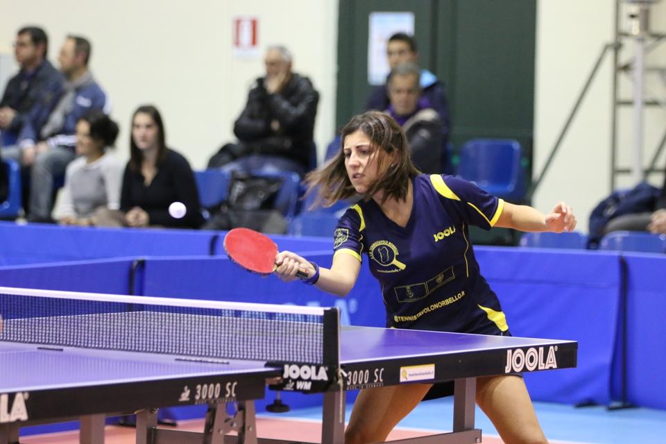 Esordio stagionale in A1 femminile per Eleonora Trudu (Foto Giasnluca Piu)