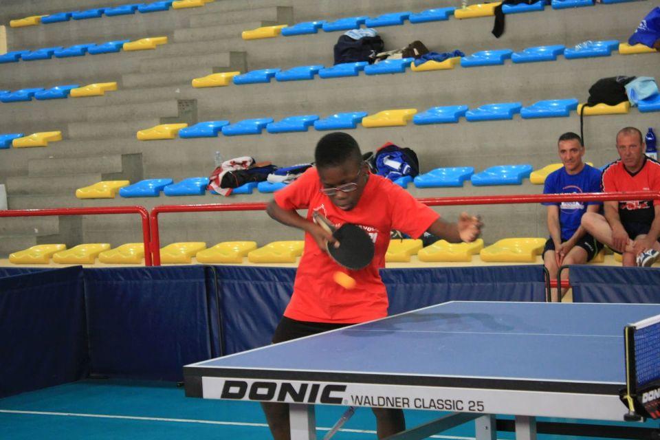 Johnny Oyebode vince tra i Ragazzi (Foto Tomaso Fenu)
