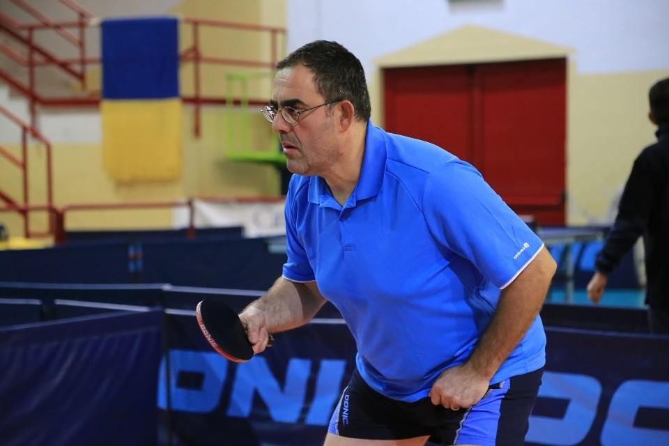 Maurizio Saiu del Decimomannu (Foto Tomaso Fenu)