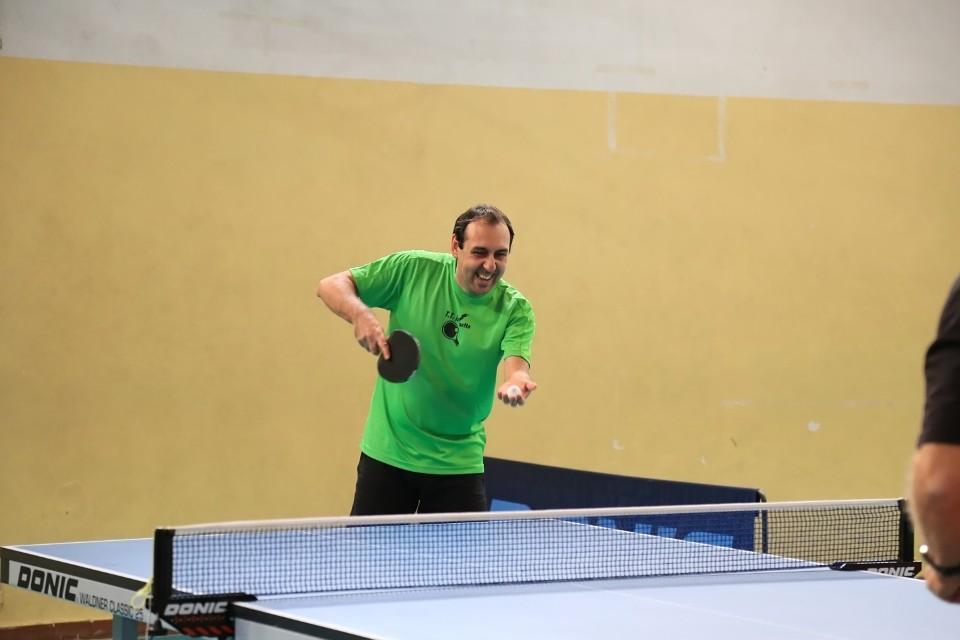 Alberto Manos è felice per la recente vittoria (Foto Tomaso Fenu)