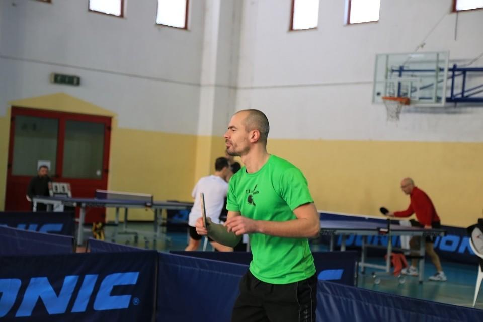Christian Ferro de La Saetta (Foto Tomaso Fenu)