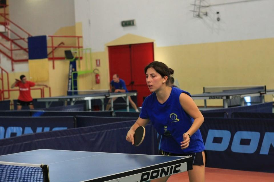Eleonora Trudu sarà impegnata a Termeno con la A2 femminile (Foto Tomaso Fenu)