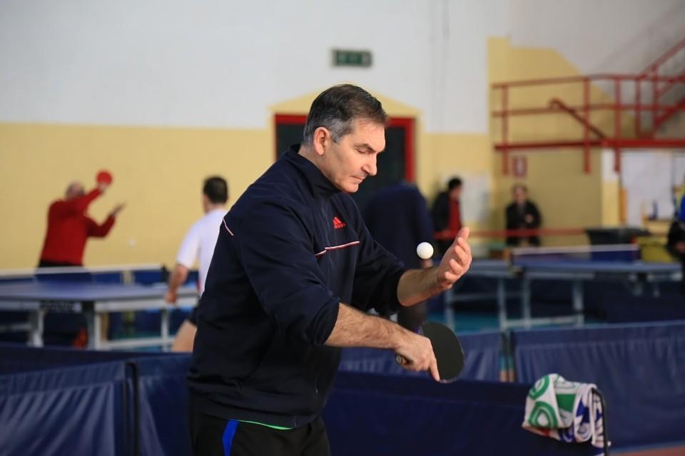 Gabriele Aresu de La Saetta Rossa (Foto Tomaso Fenu)