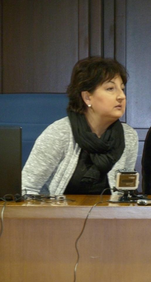 Gianna Saba presidente nazionale Pescatour