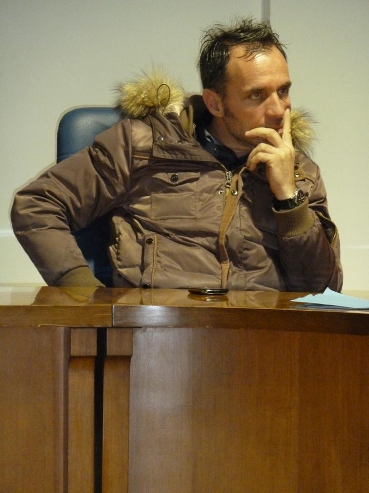 Il presidente del GAC Sardegna Orientale Fabrizio Selenu
