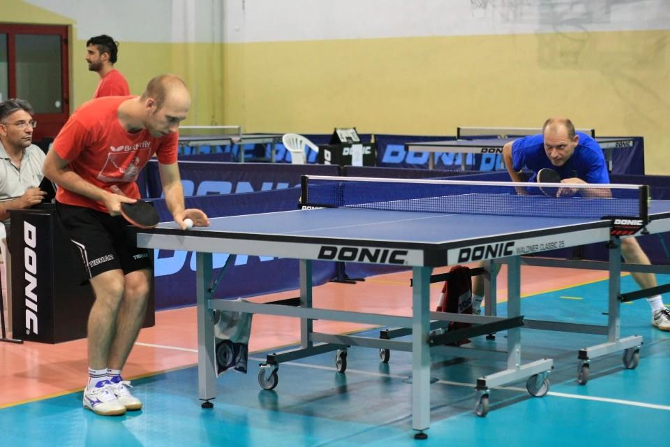 Luigi Rocca e Maxim Kuznetsov parteciperanno agli italiani di 1^ categoria (Foto Tomaso Fenu)