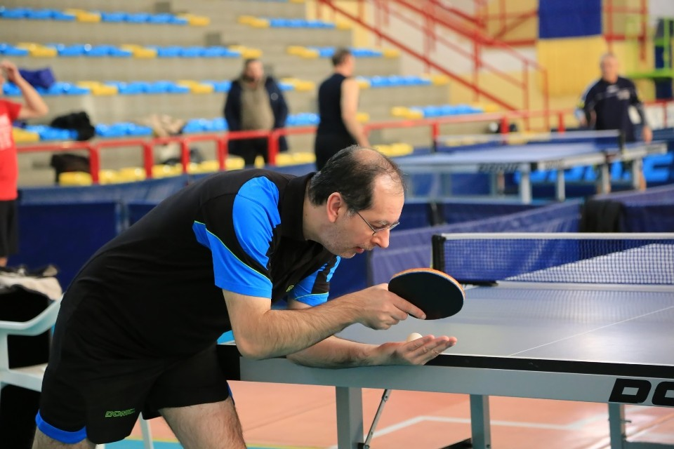 Maurizio Piano dell'Azzurra Cagliari (Foto Tomaso Fenu)