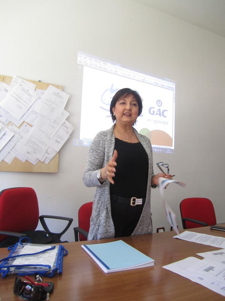 Gianna Saba presidentessa di Pescatour