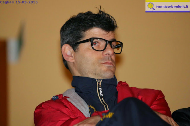 Mauro Mereu grande protagonista in D2 (Foto Gianluca Piu)