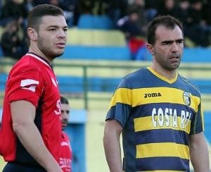 Juan Pablo e Paolo Piludu.