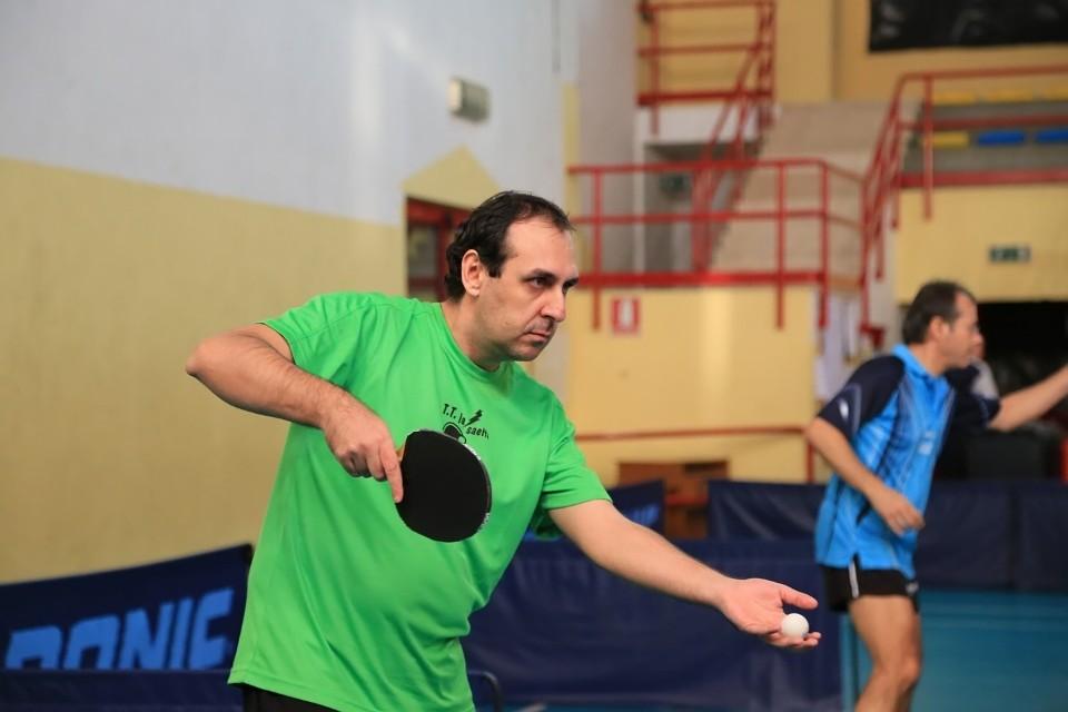 Alberto Manos de La Saetta (Foto Tomaso Fenu)