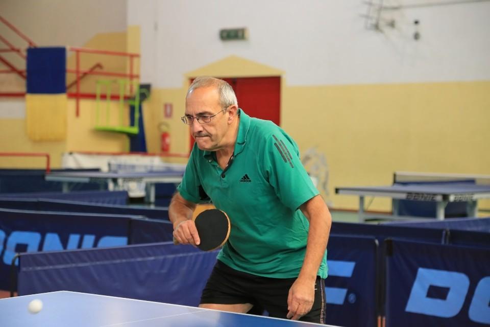 Fabrizio Carta del Monserrato (Foto Tomaso Fenu)