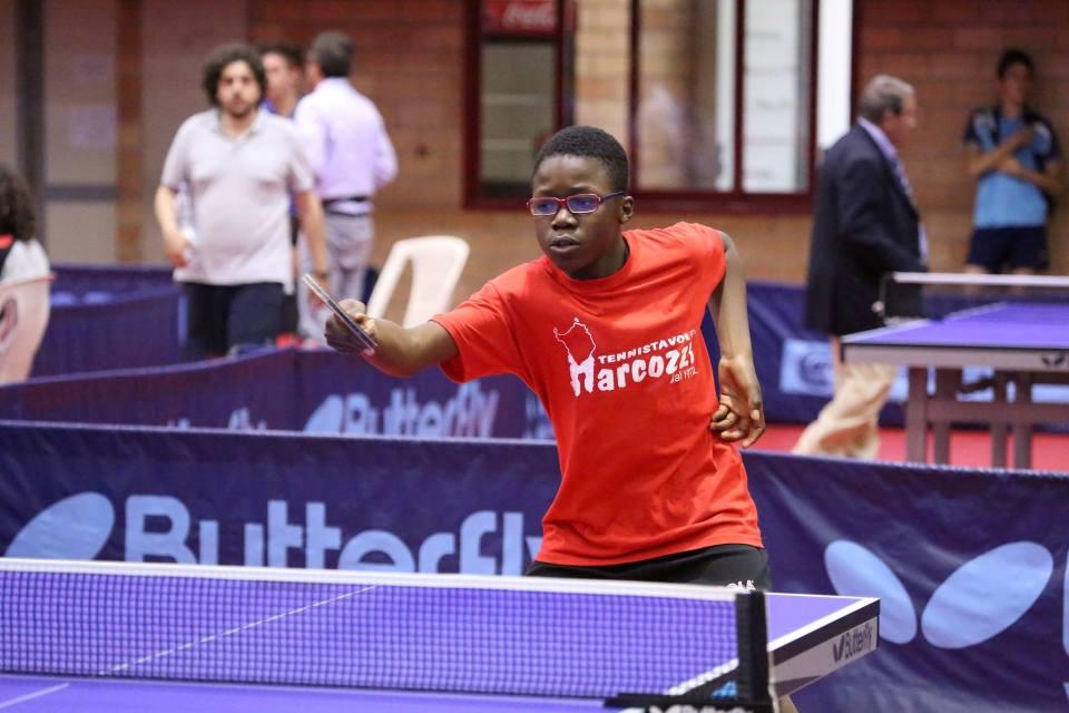 Johnny Oyebode (Foto Fitet)