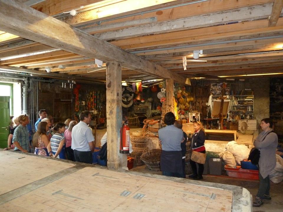 Museo della pesca a St Ives (Foto Gianna Saba)