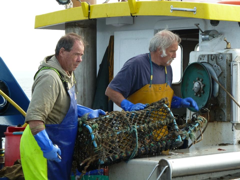 Pescatori della Cornovaglia (Foto Gianna Saba)