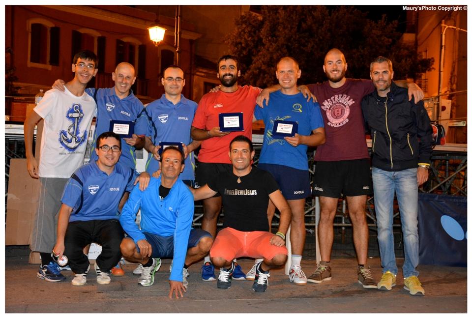 I partecipanti al Top  8 guspinese (Foto Maurizio Peis)