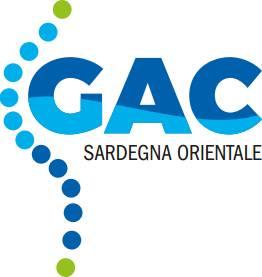 Il logo del Gac Sardegna Orientale