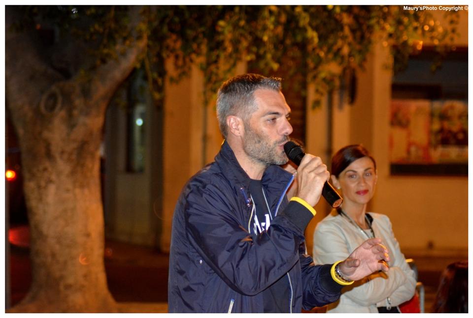 Il presidente della Fitet Sardegna Simone Carrucciu (Foto Maurizio Peis)