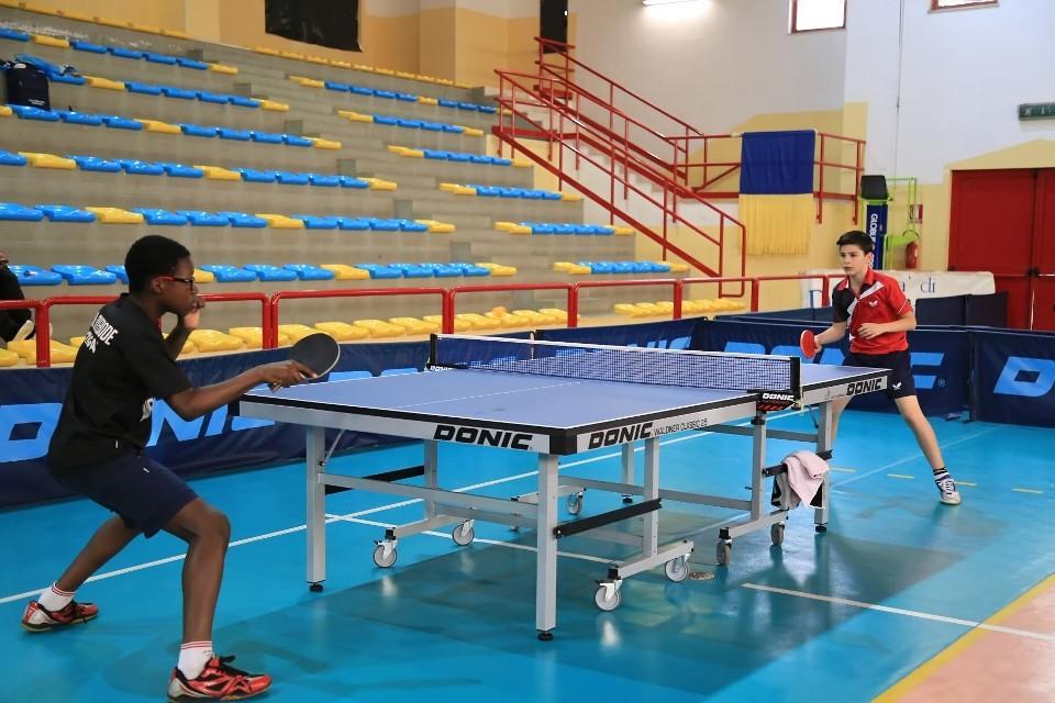 Carlo Rossi e Johnny Oyebode erano in ritiro con la nazionale nella provincia di Sondrio (Foto Tomaso Fenu)
