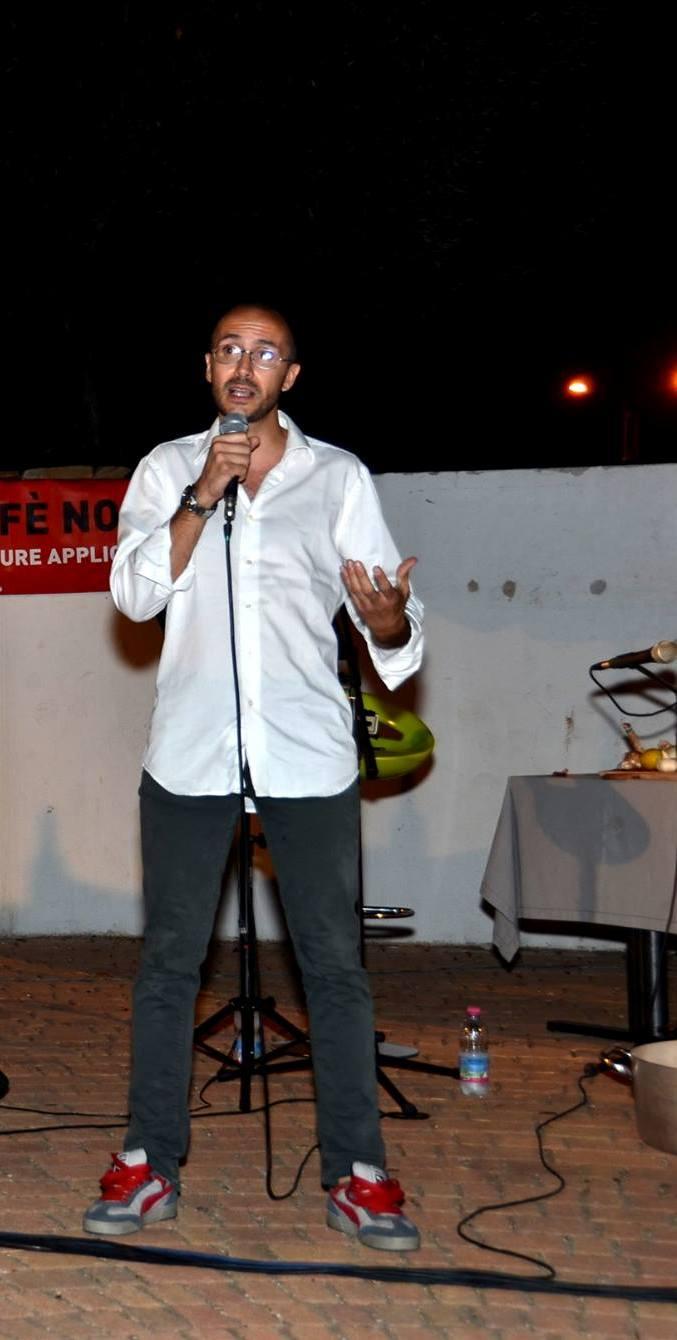 Il direttore del GAC So Davide Cao (Foto Graziano Secchi)