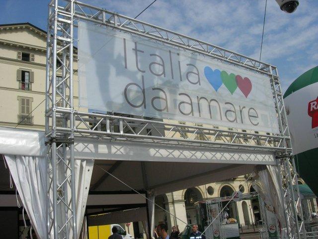 In piazza a Torino