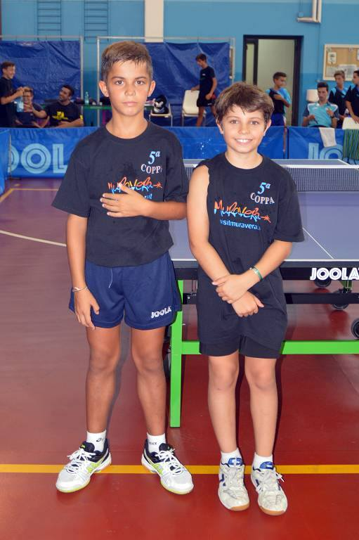 Marco Nieddu e Giacomo Felici (Foto Luciano Saiu)