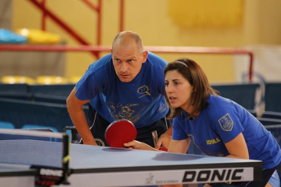 Maxim Kuznetsov e Eleonora Trudu (Foto Gianluca Piu)