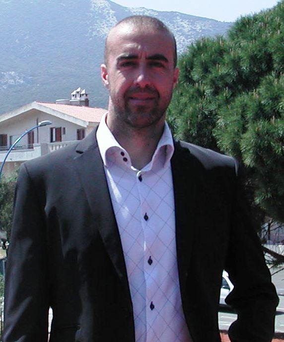 Il presidente del Cea Cala Gonone Stefano Lavra