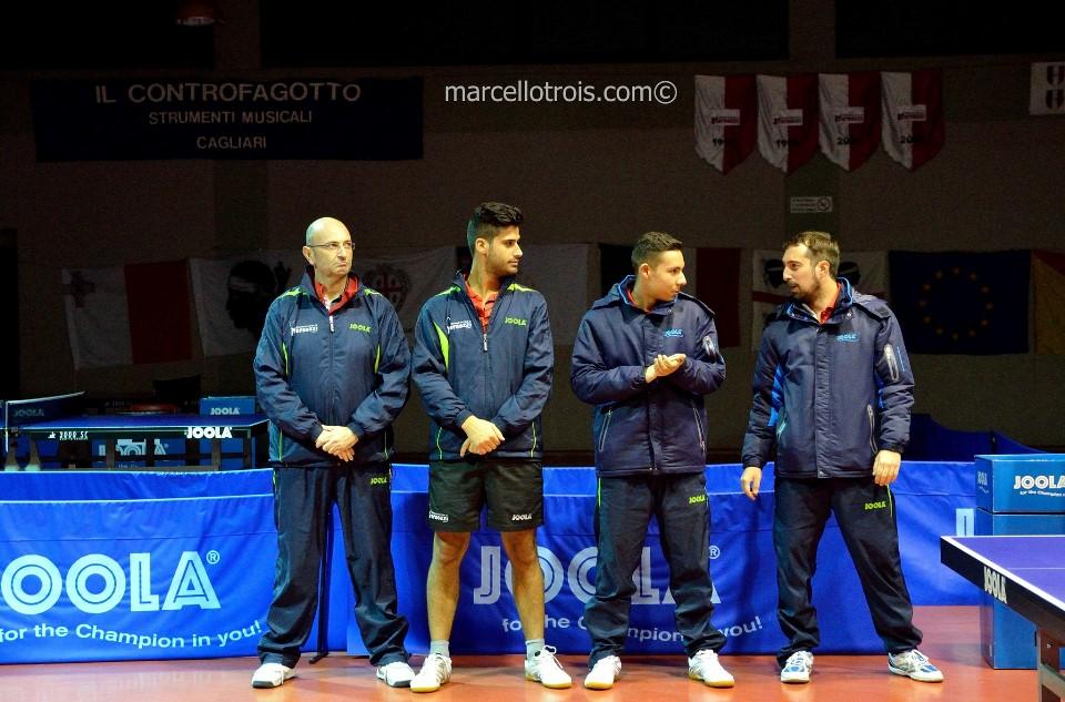 La Marcozzi è pronta ai play off scudetto (Foto Marcello Trois)