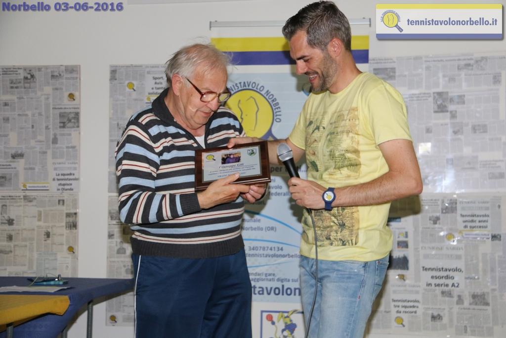 Con Giuseppe Gili (Foto Gianluca Piu)