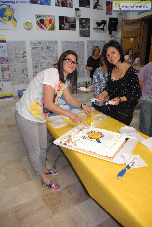 Donisetta Carrucciu e Oriana Pistidda (Foto Gianluca Piu)