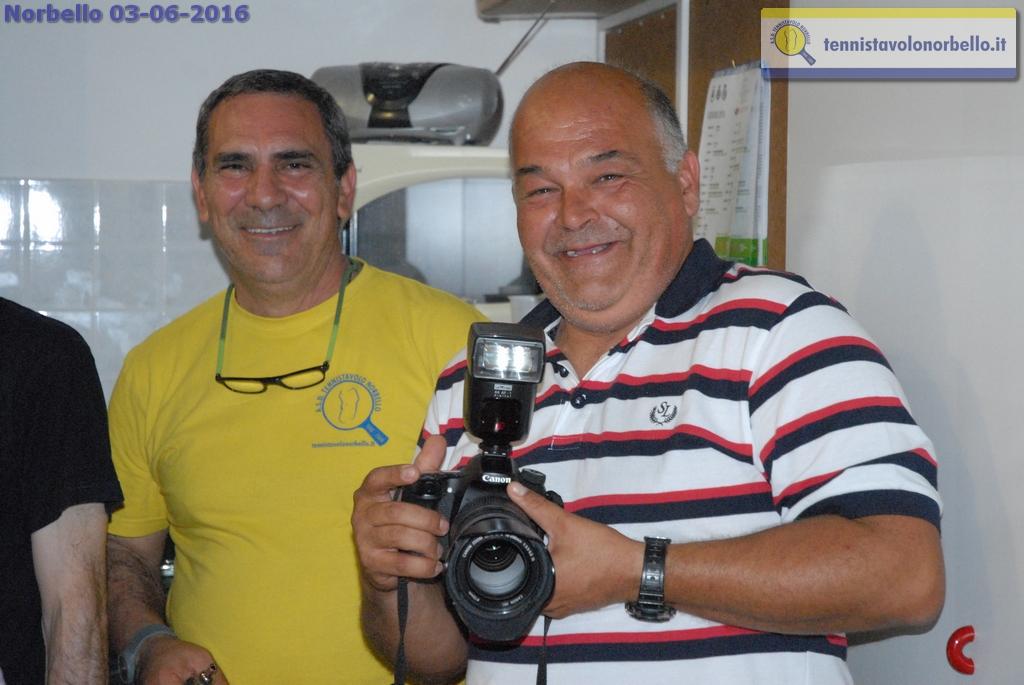Gianluca Piu e Sergio Sanna