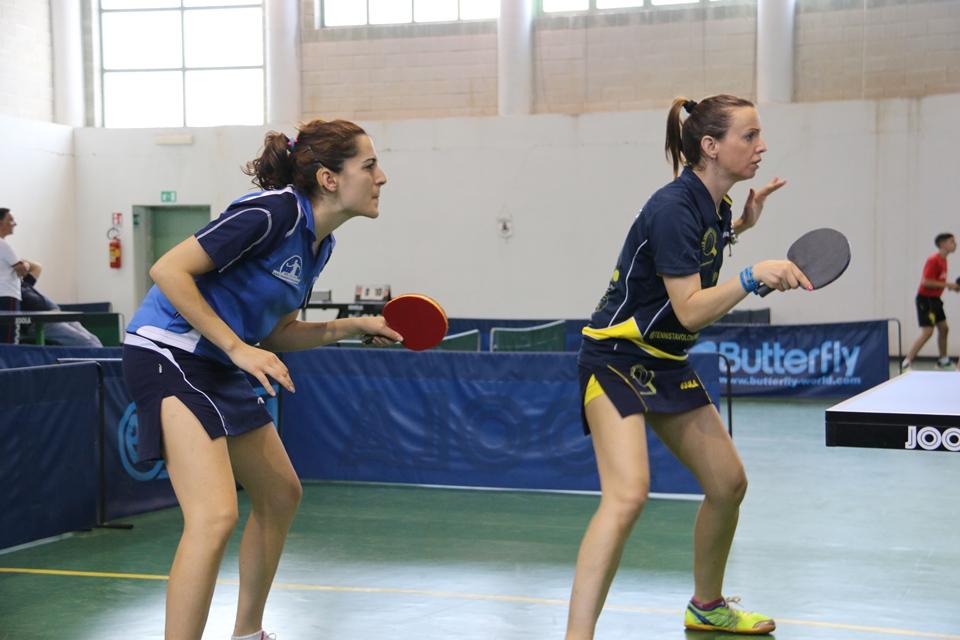 Marialucia Di Meo e Anna Podda (Foto Gianluca Piu)