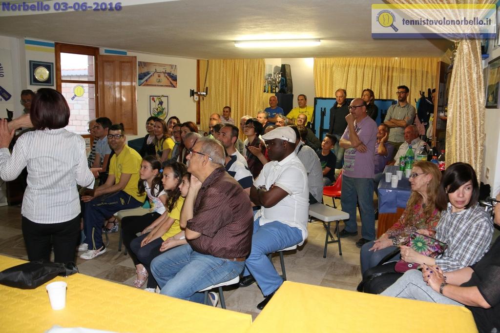 Tanta gente nella sede di via Mele (Foto Gianluca Piu)