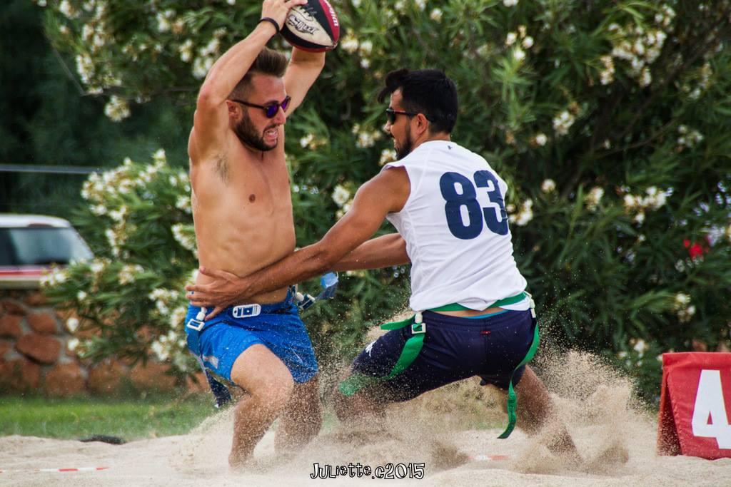 Due maschietti in azione (Foto Giulia Congia)