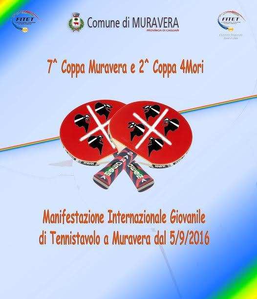Locandina Coppa Muravera 2016